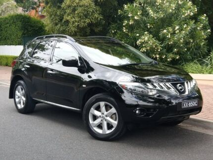 2010 Nissan Murano Z51 Series 2 MY10 TI Black Obsidian 6 Speed Constant Variable Wagon Prospect Prospect Area Preview