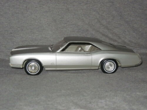 1967 Buick Riviera Promo Car Original Silver