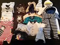 Baby clothes , very good condition!