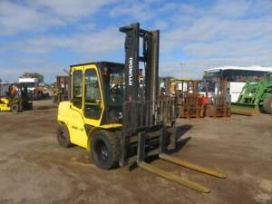 2015 HYUNDAI 40D-9S 4 TONNE DIESEL FORKLIFT Midland Swan Area Preview