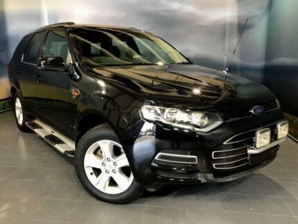 2012 Ford Territory SZ TX Seq Sport Shift Black/Grey 6 Speed Sports Automatic Wagon Elizabeth Playford Area Preview