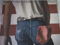 Vinyl LP Bruce Springsteen Born in USA