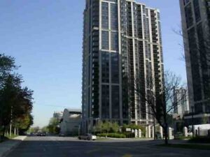 1 bedroom condo  rent at Yonge & Sheppard Avail June 1st