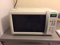 800W Sharp Microwave