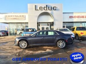 2016 Chrysler 300 Touring WITH LEATHER $12000 BELOW MSRP!!
