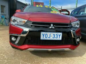 2019 Mitsubishi ASX XC MY19 ES (2WD) Maroon Continuous Variable Wagon Phillip Woden Valley Preview