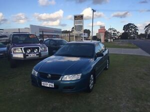 2005 Holden Commodore VZ Executive Blue 4 Speed Automatic Sedan Wangara Wanneroo Area Preview