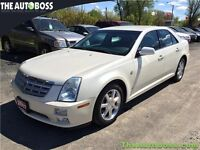 2007 Cadillac STS CERTIFIED! WARRANTY! ACCIDENT FREE! LOW KM'S!