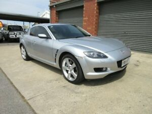 2004 Mazda RX-8 Silver 4 Speed Automatic Coupe Gilles Plains Port Adelaide Area Preview