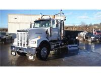 2012 Western Star With Extended warrenty