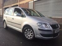 Volkswagen Touran 2009 1.9 TDI S 5 door (7 Seats) FULL SERVICE HISTORY, 2 OWNERS, BARGAIN