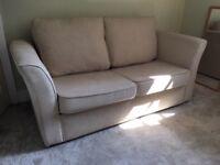 Free Cream Sofa Bed