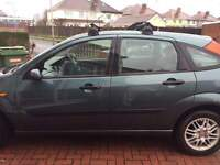 FORD FOCUS 1.6 2002 LOW MILEAGE EXCELLENT CONDITION