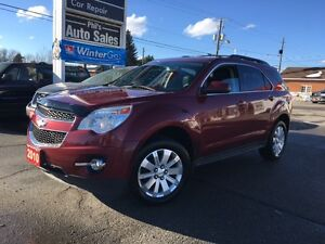 2010 Chevrolet Equinox LT AWD V6 / FOR ONLY $13 995!!