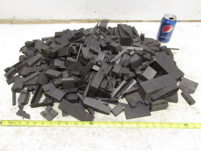 Carbon Graphite Scrap Pieces Mold Material 29.5 Lbs Various Shapes EDM Machine