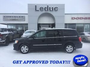2015 Dodge Grand Caravan Crew with Leather and DVD