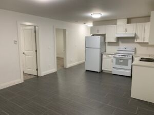 2 BR suite(850sq ft)for rent/new house/in-stone counter/flat top