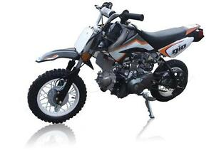 BRAND NEW GIO 70CC FULLY AUTO DIRT BIKES - $799 (surrey newton)