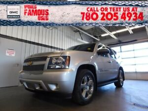 2013 Chevrolet Tahoe LTZ. Text 780-205-4934 for more information