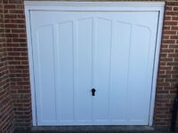 SUPER CARDALE GARAGE DOOR NEVER PAINT COATED