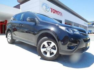2013 Toyota RAV4 ZSA42R GX (2WD) Black Continuous Variable Wagon Greenway Tuggeranong Preview