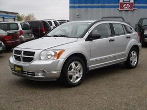 2007 DODGE CALIBER SXT, HAS SAFETY AND WARRANTY $5,450
