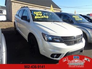 2015 Dodge Journey SXT BLACKTOP 3.6 V6 SAVE OVER $9,000 !!
