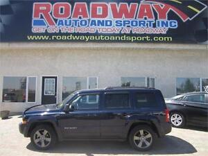 2014 Jeep Patriot Sport  LEATHER  SUNROOF  PST PAID