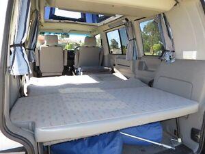 Volkswagen Trakka Camper – AUTO – 5 SEATS Glendenning Blacktown Area Preview