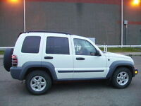 2006 Jeep Liberty CRD Diesel SUV, Crossover 4 x 4