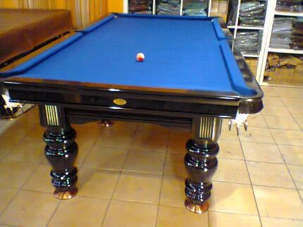 Billiards-R-Us Adelaide High quality pool tables Special sale Kilkenny Charles Sturt Area Preview