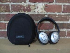 Paire ecouteurs Bose (noise canceling)