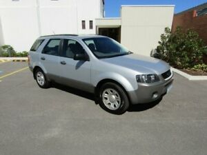2008 FORD TERRITORY 7 SEATS LOW KMS $37 P/W T.A.P Victoria Park Victoria Park Area Preview