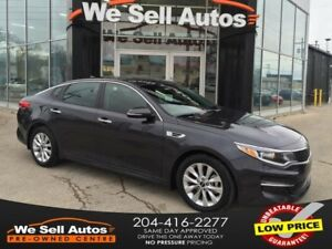 2017 Kia Optima LX+ *MEMORY DR SEAT *P. FOLDING MIRRORS* PUSH ST