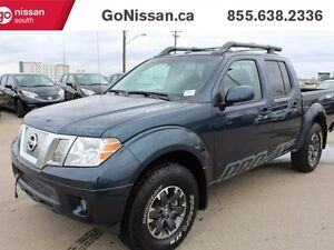 2015 Nissan Frontier Navigation, Leather, crew cab