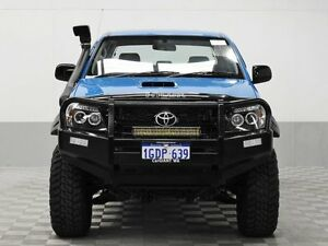 2011 Toyota Hilux KUN26R MY11 Upgrade SR (4x4) Blue 5 Speed Manual Dual Cab Pick-up Jandakot Cockburn Area Preview