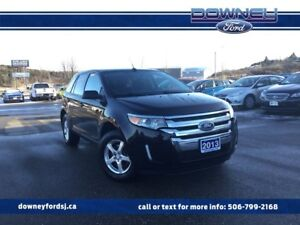2013 Ford Edge SEL PANORAMIC ROOF CANADIAN COMFORT PKG MY FORD T