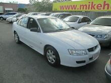 2005 Holden Commodore VZ Executive White 4 Speed Automatic Sedan Coopers Plains Brisbane South West Preview