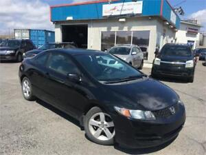 HONDA CIVIC COUPE 2009 / TOIT OUVRANT / MAGS / CRUISE / 1 TAXE !