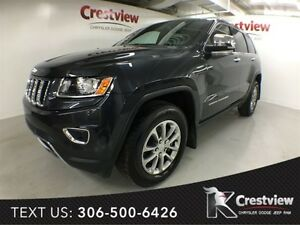 2015 Jeep Grand Cherokee Limited w/ Sunroof