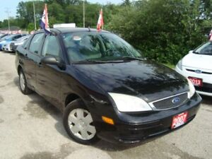 2007 Ford Focus SE Only 119km Rust Free