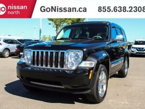 2008 Jeep Liberty Limited Edition 4dr 4x4 LEATHER,SUNROOF , V6