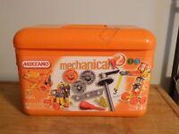 Meccano mechanical 2 set, complete
