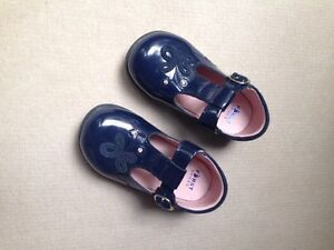 Three pair BRAND NEW baby girl shoes - sizes 5 and 6 Soldiers Hill Ballarat City Preview