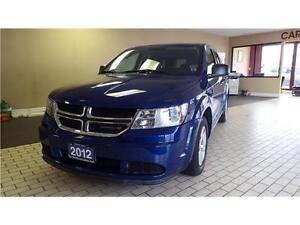 2012 Dodge Journey SE AUTO, IMMACULATE CERTIFIED ETESTED $11499