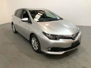 2016 Toyota Corolla ZRE182R MY15 Ascent Sport Silver 7 Speed CVT Auto Sequential Hatchback Kooringal Wagga Wagga City Preview