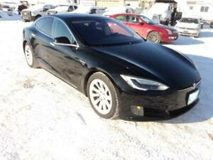 2016 Tesla  Model S 90D with cold winter package AWD