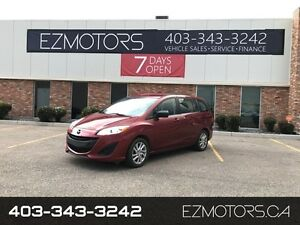 2012 Mazda Mazda5 GS=6 PASSENGER=ACCIDENT FREE=LOW KMS=WARRANTY