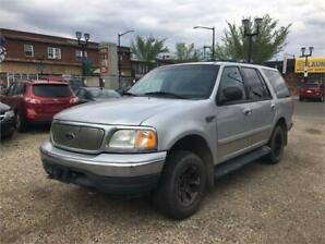 2002 Ford Expedition XLT, Automatic