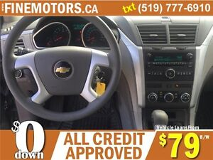 2011 CHEVROLET TRAVERSE LS * 7 PASSENGER * LOW KM * EXTRA CLEAN London Ontario image 17